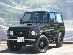 ジムニーランドベンチャー 5速マニュアル 4WD DOHCターボ