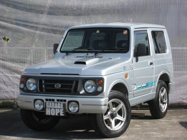 スズキ ワイルドウインド オートマ 4WD DOHCターボ