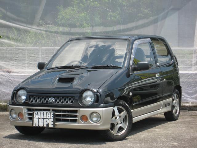 スズキ RS/Z 5速マニュアル DOHCターボ ローダウン