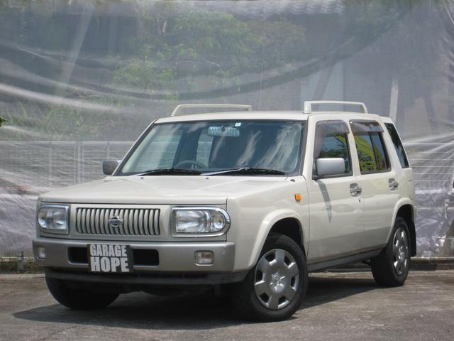 日産 タイプI オートマ 4WD