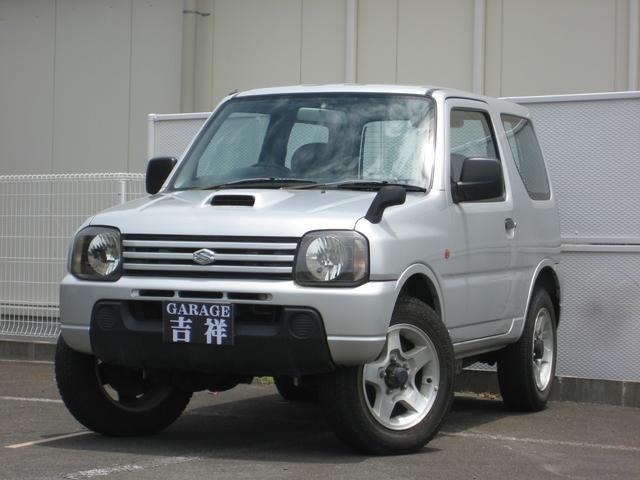 スズキ XG 4速オートマ 4WD DOHCターボ