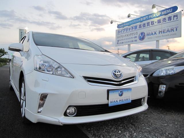 トヨタ Sツーリングセレクション・ナビ・ETC