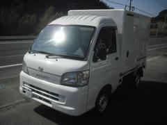 ハイゼットトラック冷蔵冷凍車 −7度設定 パワーウィンドウ 5速MT キーレス