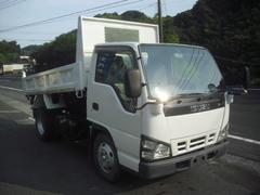 エルフトラック3トンダンプ 4ナンバー 塗装済 4800ccディーゼル