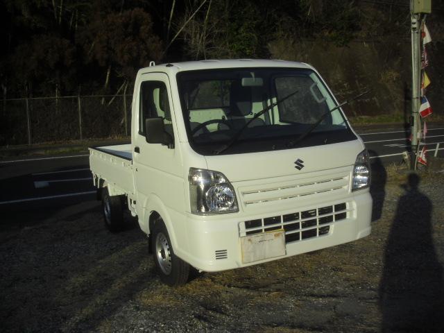 スズキ KCエアコン・パワステ農繁仕様 4WD デフロック