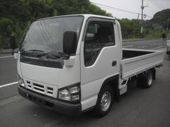 エルフトラック3100ccディーゼル フラットロー 全塗装 1.45トン