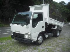 エルフトラック強化フルフラットローダンプ 2トンダンプ 塗装済 5速MT