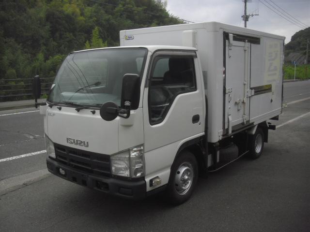 冷蔵冷凍車  1.5トン 2室 ディーゼルT
