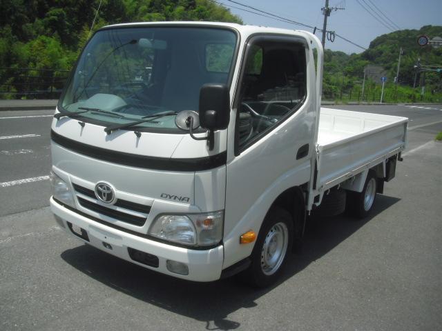 トヨタ ジャストロー 1.25トン 塗装済 2000ccガソリン