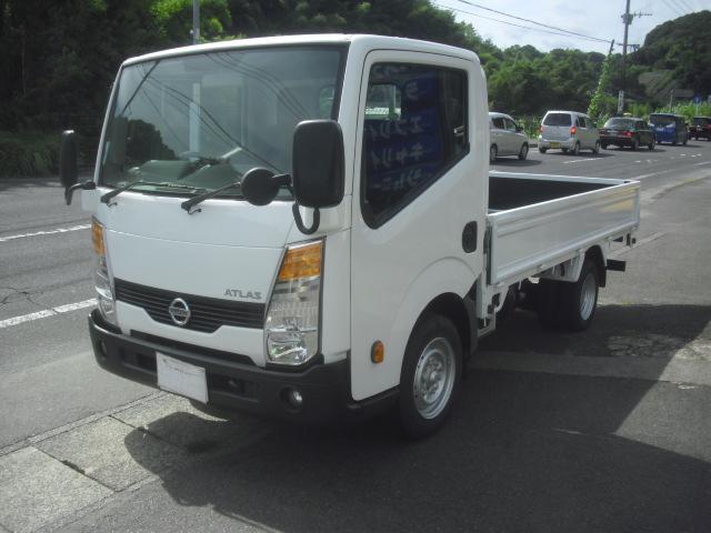 日産 アトラストラック スーパーローDX 1.5トン 塗装済 6速AMT