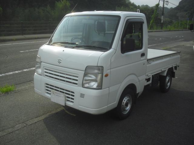スズキ FC 切替式4WD 4WD エアコン パワステ