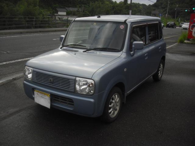 スズキ アルトラパン X 車検R3年6月 (検3.6)