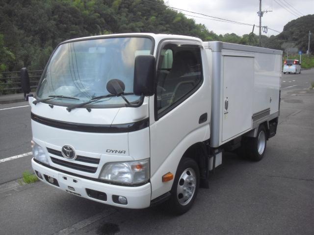 トヨタ 冷蔵冷凍車 -7度設定 8ナンバー 小型