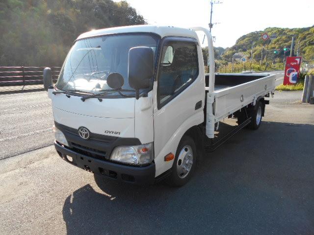 トヨタ ダイナトラック ロングフルジャストローDX 2トンロング 塗装済 荷台内寸435x178cm