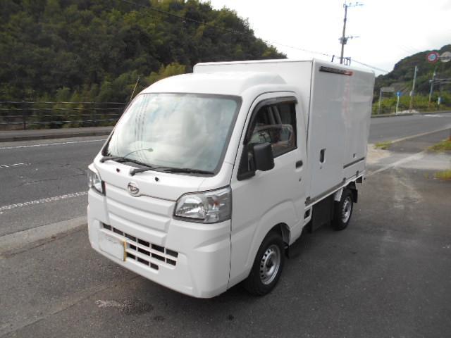 ダイハツ  冷蔵冷凍 冷蔵冷凍車 4速オートマ マイナス7度設定