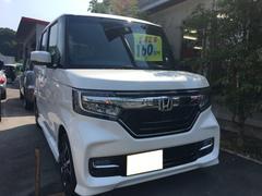 N BOXカスタムG・Lホンダセンシング