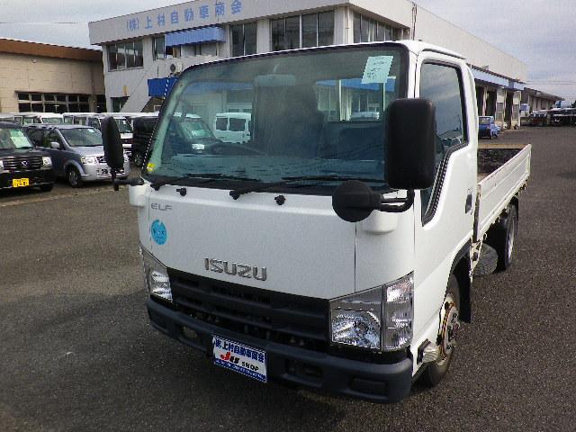 いすゞ エルフトラック フルフラットロー (車検整備付)