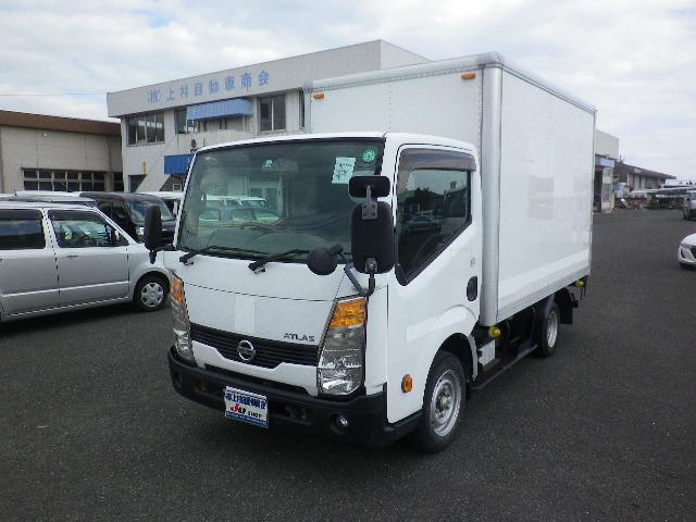 日産 アトラストラック スーパーローDX パネル車