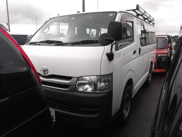 トヨタ ロングDX 4WD 3ヶ月3000km保証