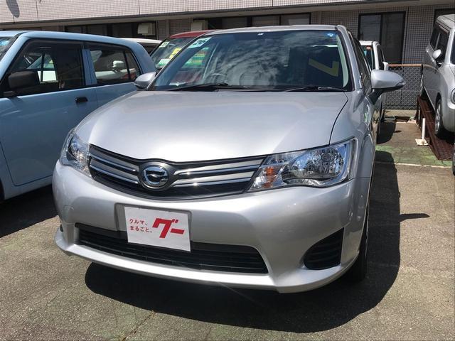 トヨタ 1.5X 4WD SDナビワンセグTV キーレス