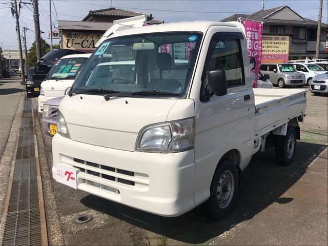 ダイハツ エアコン・パワステ スペシャル 5速マニュアル 4WD