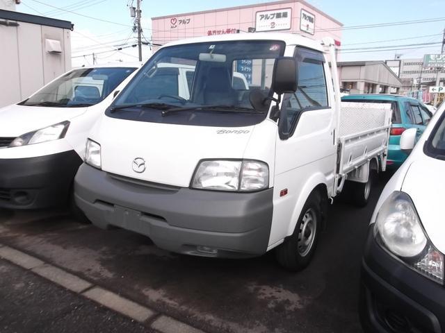マツダ ボンゴトラック 4WD パワーリフト