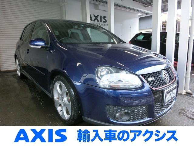GTI DSG 禁煙車 HDDナビフルセグ ETC キセノン(1枚目)