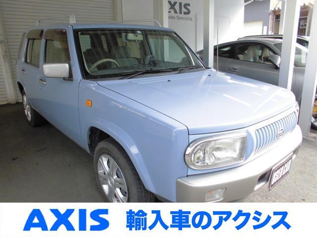 日産 タイプA 5速マニュアル 4WD ナビTV