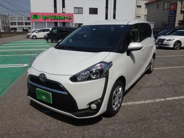 シエンタ(トヨタ)G 中古車画像