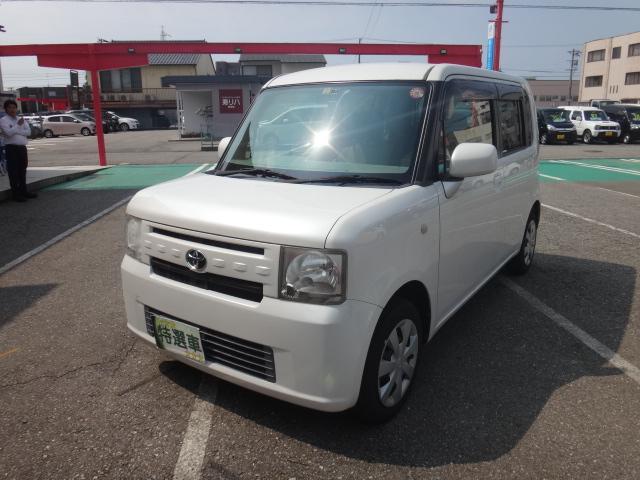 トヨタ X エコアイドル キーフリー ドライブレコーダー 1オーナー