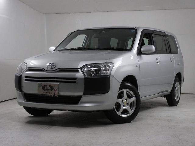 トヨタ UL-X 4WD 禁煙車 スタッドレス8部山 ナビTV
