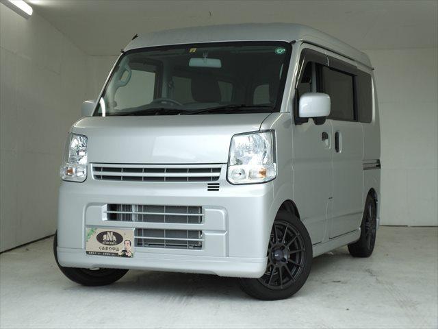 スズキ ジョインターボ4WD 5速MT TEIN車高調 9インチナビ