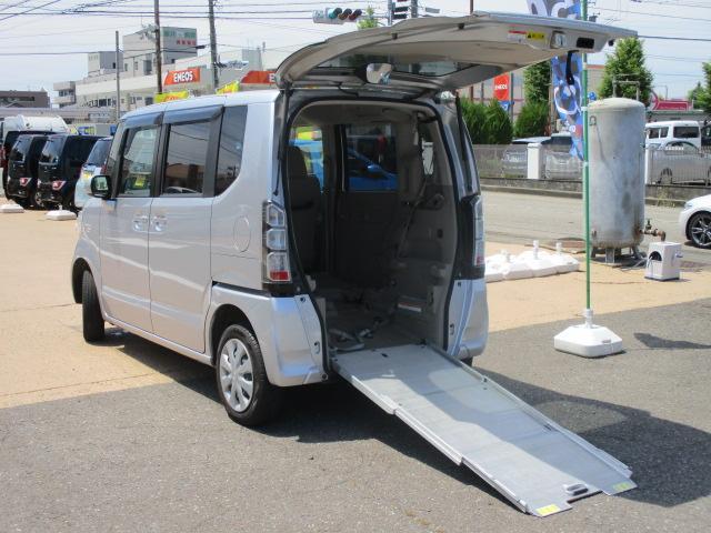 ホンダ G・Lパッケージスローパー4WD 福祉車両 電動ウインチ