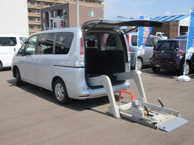 日産 チェアキャブ 電動リフト 手すり付き 福祉車両