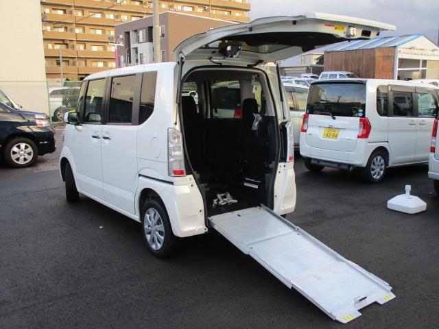 ホンダ G・Lパッケージ車いす仕様 4WD 電動ウインチ 福祉車両