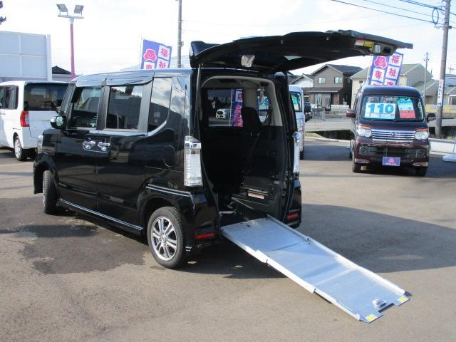 ホンダ G・ターボパッケージ 4WD スローパー 福祉車両