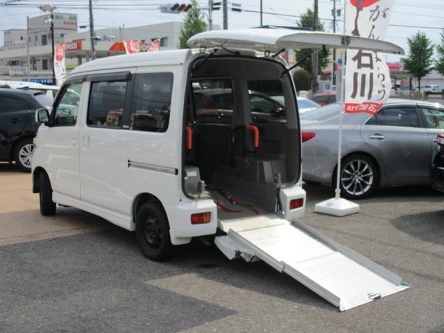 ダイハツ スローパー4WD 福祉車両