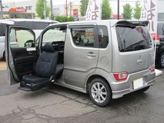 ワゴンR FZ 4WD 助手席リフトアップシート 福祉車両