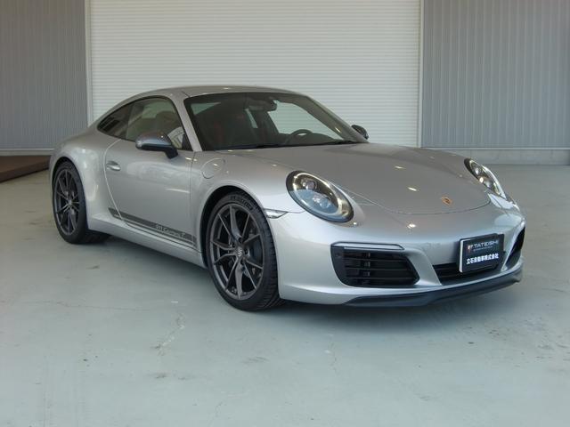 ポルシェ 911カレラT 7MT ライトデザインPK スポーツSプラス