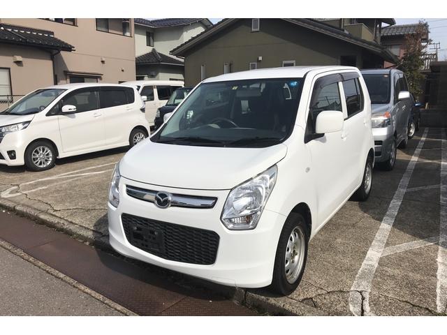 マツダ XG メモリーナビTV アイドリングストップ 4WD