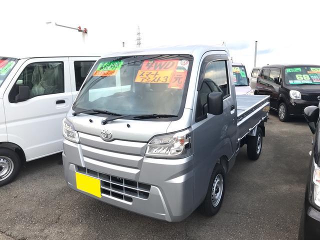 トヨタ スタンダ-ド4WDSA3 サポトヨ LEDヘットライト