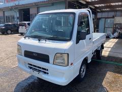 サンバートラックTB 4WD AC AT