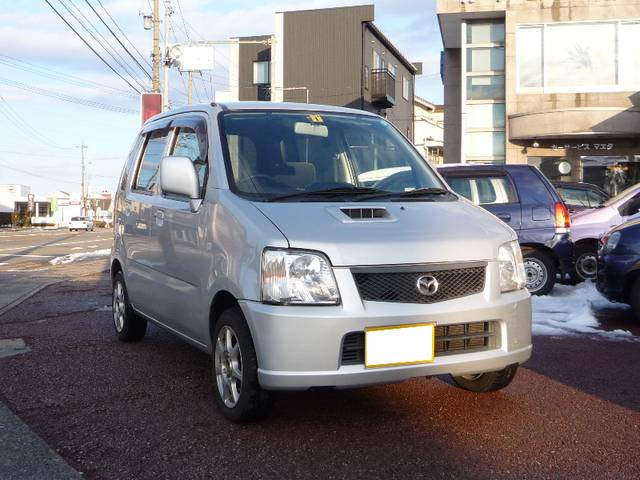 マツダ FM-Gターボ 4WD