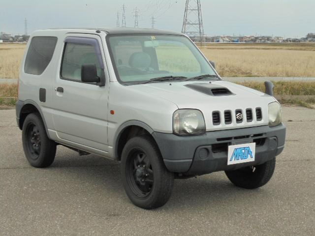 スズキ XA 4WD タイミングチェーン