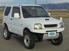 ジムニーXG 4WD ターボ リフトアップ マフラー アルミ バンパ