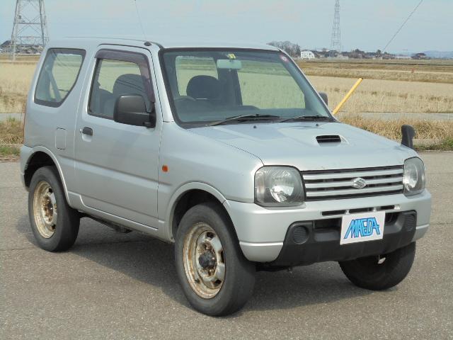 スズキ XG 4WD ターボ タイミングチェーン キーレス