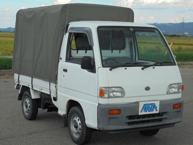 スバル スペシャル 4WD 幌