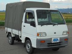 サンバートラックスペシャル 4WD 幌