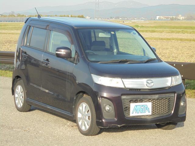 マツダ XT 4WD ターボ ワンオーナー HDDナビワンセグTV