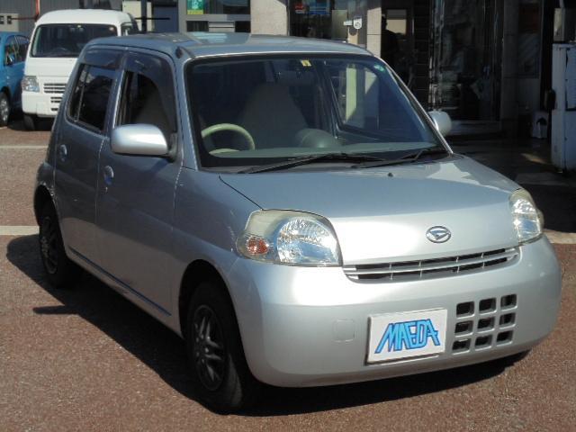 ダイハツ L 4WD 禁煙車 キーレス CD